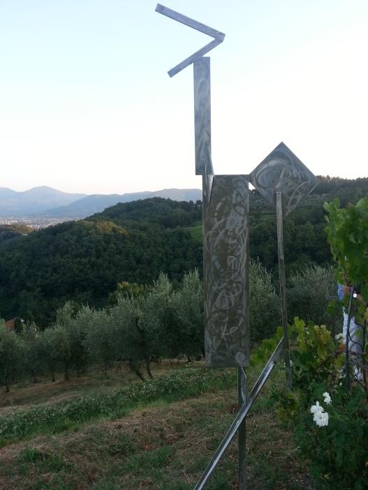 La sentinella no.5 veglia sulle vigne