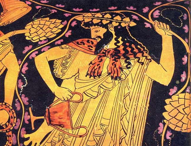 La storia del vino in Grecia – Dioniso