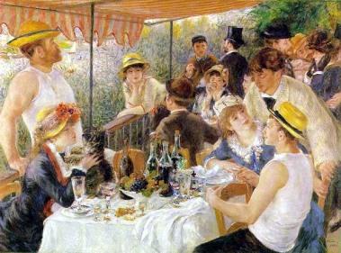 Renoir - Colazione dei canottieri