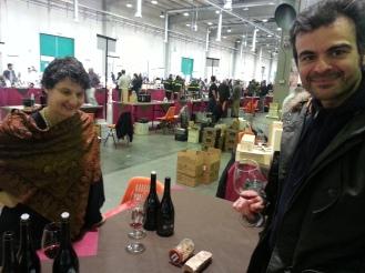 Con Elisabetta Dalzocchio