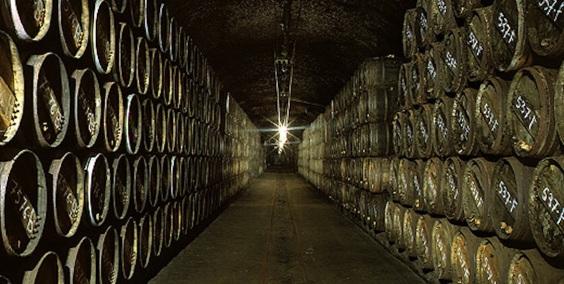 El Calado Cellar, 1892