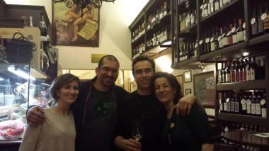 Luisa, Lorenzo, Stefano, Elisa