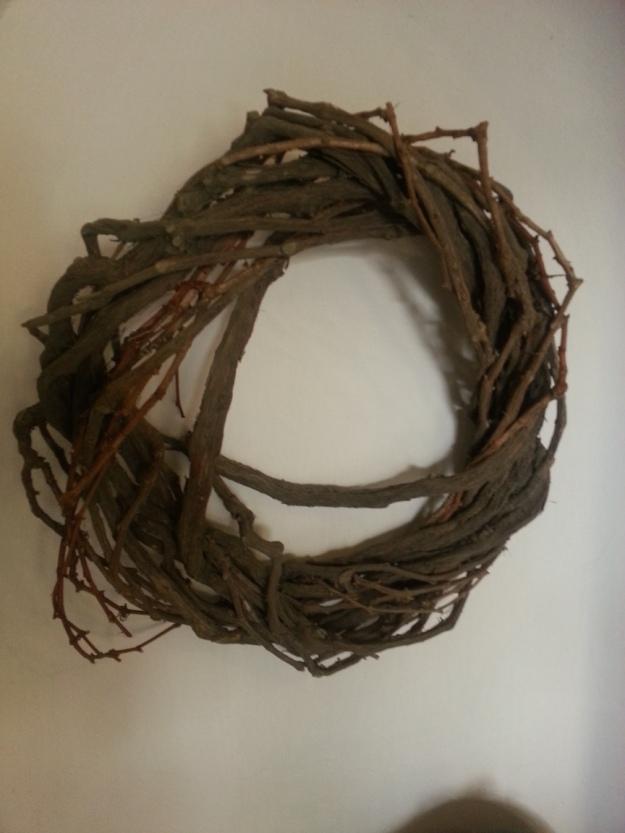"""Tipo di potatura chiamato """"Kouloura"""" (anello)."""