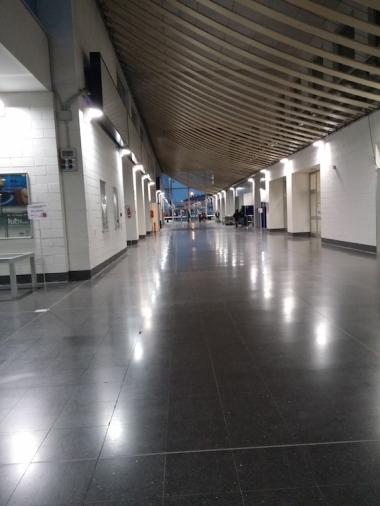 Ma dove sono tutti?