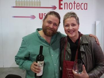 John Wurdeman con Agnese Da Prato