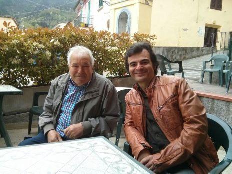 Con Alberto