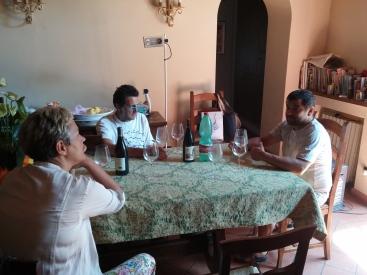 Agnese, Paolo e Cipo