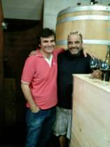 con Jean Michel Morel