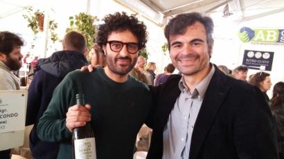 Con Antonello Canonico e Dino Briglio Nigro.