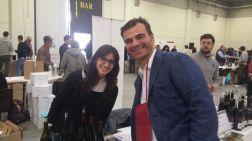 Con Michela Stillo
