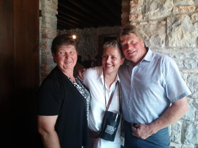 Alenka, Agnese e Franc