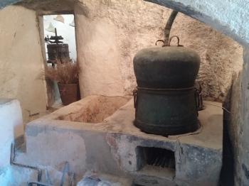 La distilleria