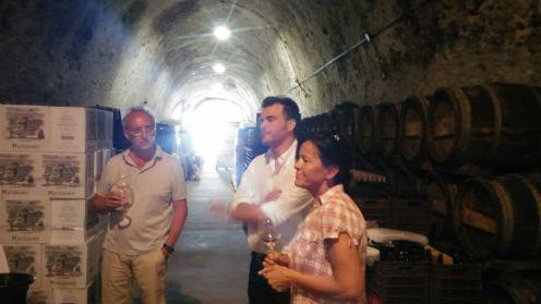Con Maria Pia ed Enrico