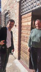 Con Alberto Carretti