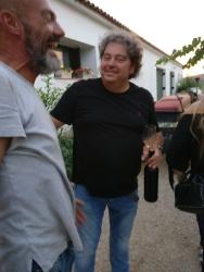 Massimo e Manel (Clos Lentiscus)